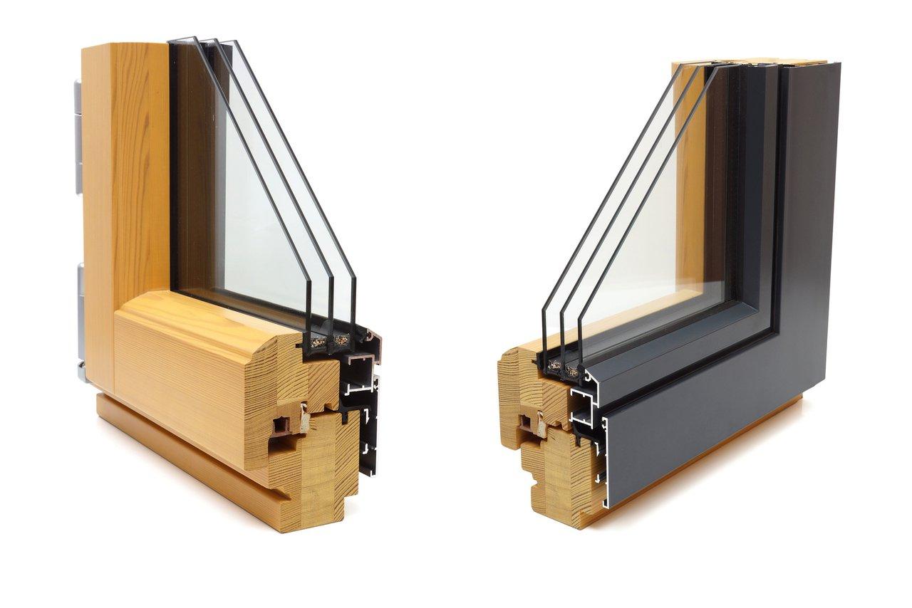 holz aluminium fenster pflegeleicht langlebig und vielseitig schreinerei ledermann. Black Bedroom Furniture Sets. Home Design Ideas